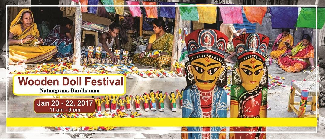 Wooden Doll Mela at Natungram, Bardhaman